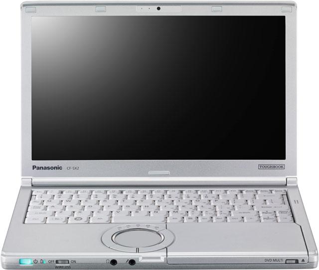 Panasonic Toughbook SX2 Rugged Laptop Computer
