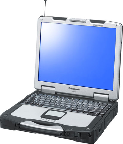 Panasonic Toughbook 30 Rugged Laptop Computer