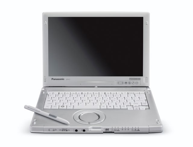 Panasonic Toughbook C1 Rugged Laptop Computer