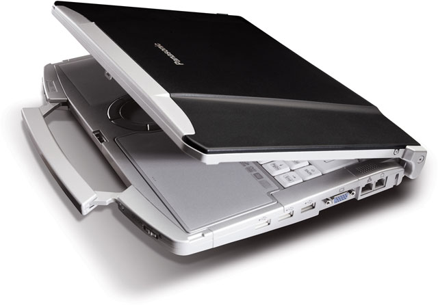 Panasonic Toughbook F8 Rugged Laptop Computer