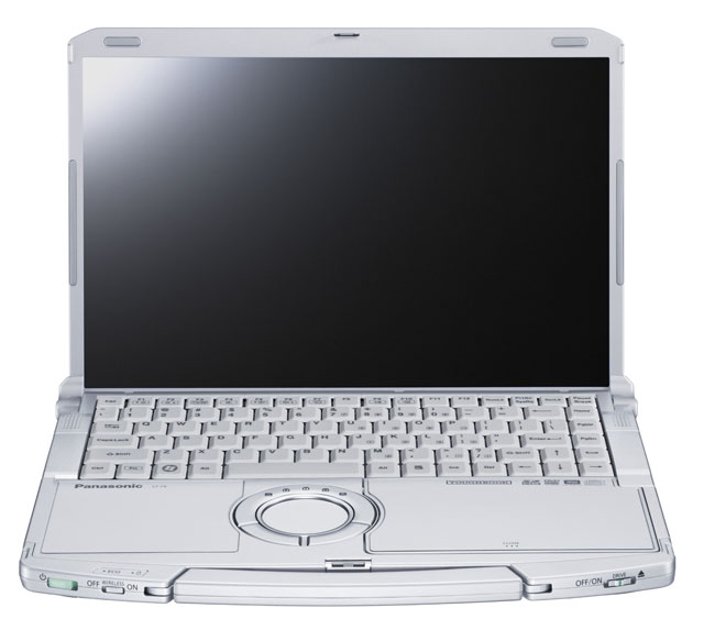 Panasonic Toughbook F9 Rugged Laptop Computer