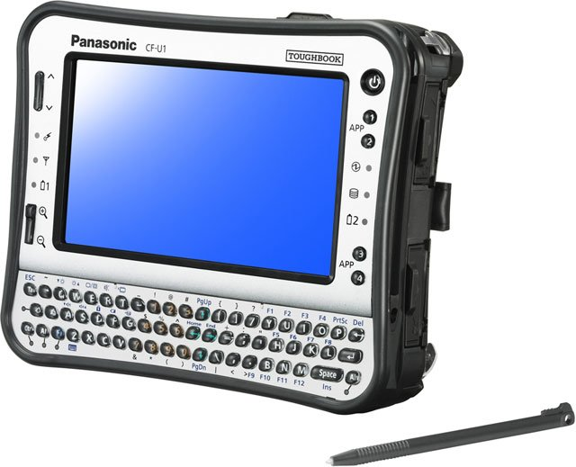 Panasonic Toughbook U1 Essential Rugged Laptop Computer