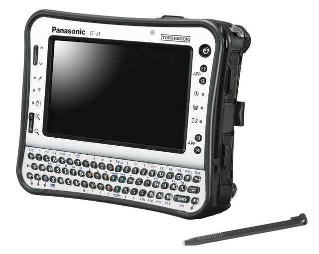 Panasonic Toughbook U1 Ultra Mobile Computer