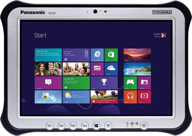 Panasonic ToughPad FZ-G1 Tablet Computer