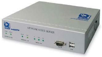 Panasonic WEBCCTV-NVS400 Network/IP Video Server