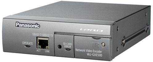 Panasonic WJ-GXE500 Network Video Encoder