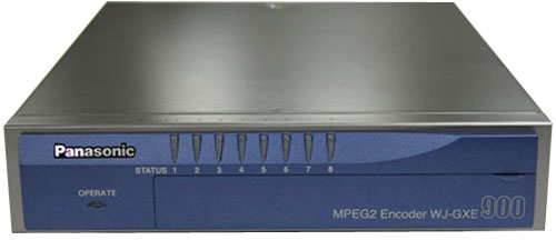 Panasonic Network Interface