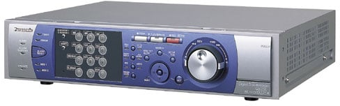 Panasonic Recorders Surveillance DVR