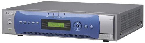 Panasonic WJ-ND300 Network/IP Video Recorder