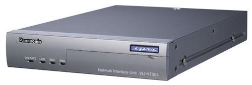 Panasonic WJ-NT304 Network/IP Video Server
