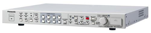 Panasonic WJ-HD220 Surveillance DVR