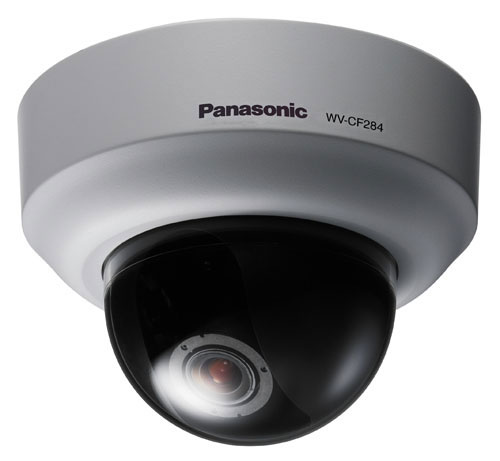 Panasonic WV-CF284 Surveillance Camera