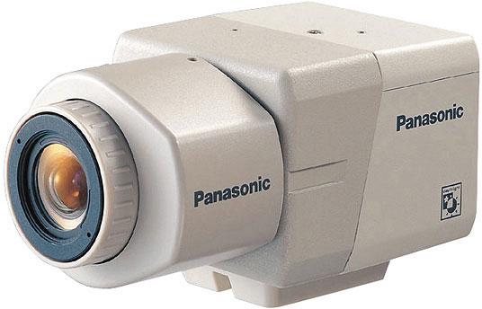 Panasonic WV-CP254H Surveillance Camera