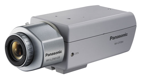 Panasonic WV-CP284 Surveillance Camera