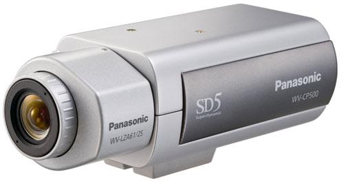 Panasonic WV-CP500 Surveillance Camera