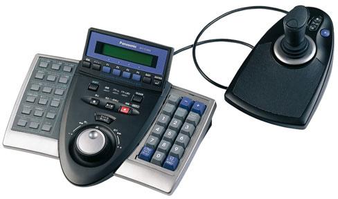 Panasonic Matrix Switchers and Control Systems