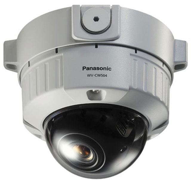 Panasonic WV-CW504 Series Surveillance Camera