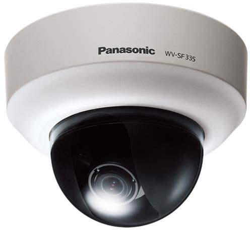 Panasonic WV-SF335 Surveillance Camera