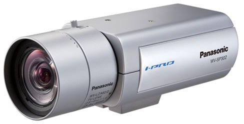 Panasonic WV-SP302 Surveillance Camera