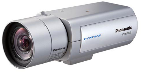 Panasonic WV-SP306 Surveillance Camera