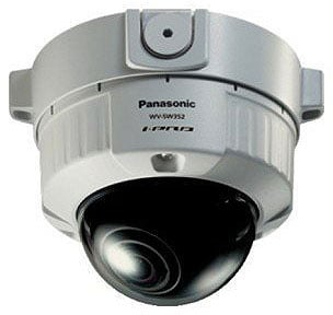 Panasonic WV-SW352 Surveillance Camera