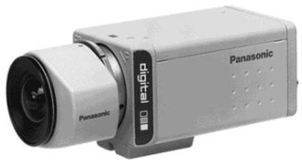 Panasonic WV-BP330 Series Surveillance Camera