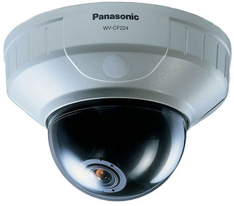 Photo Of Panasonic Wv Cf224 Series Surveillance Camera