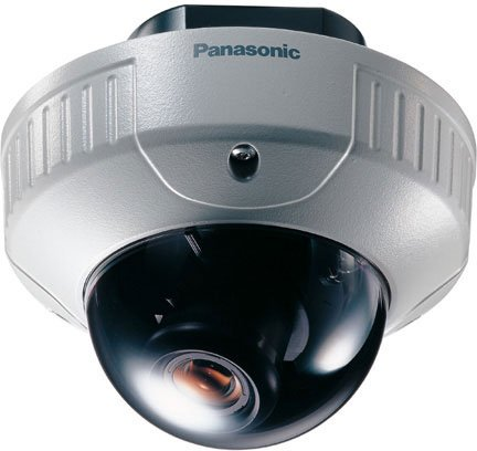 Panasonic WV-CW244 Series Surveillance Camera