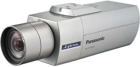 Panasonic WV-NP1000 Series Surveillance Camera