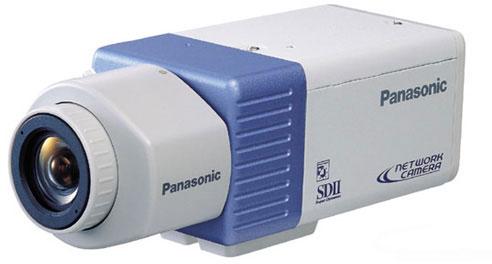 Panasonic WV-NP472 Surveillance Camera