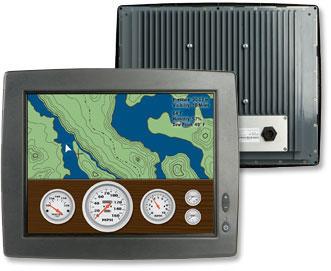Planar LX1501PTI Touchscreen