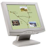 Planar PT1510MX Touchscreen