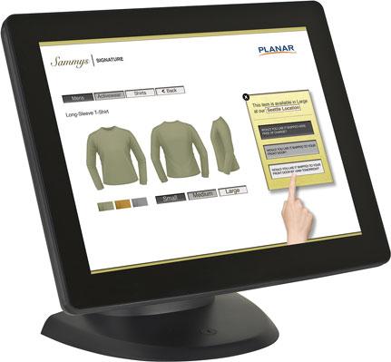 Planar PT1785P Touchscreen