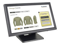 Planar PT1945RW Touchscreen