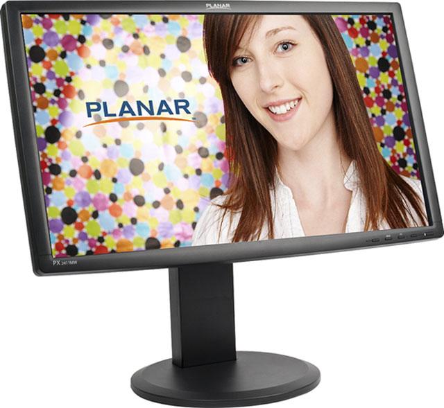 Planar PX2411MW POS Monitor