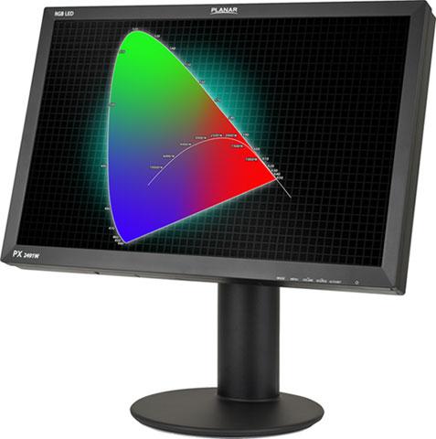 Planar PX2491W POS Monitor