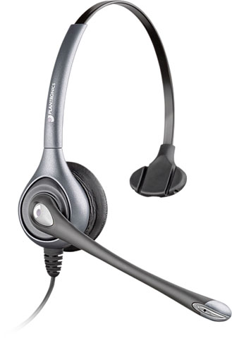 Plantronics MS250 Aviation Headset