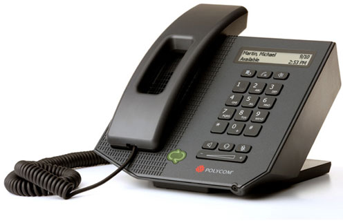 Polycom CX300 Desktop Phone