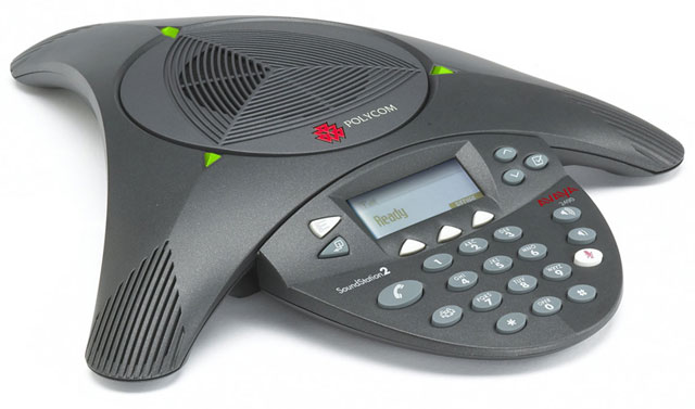 Polycom SoundStation2 Telecommunications Products