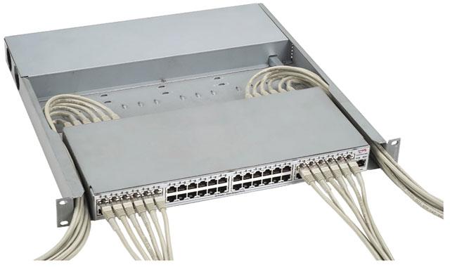 PowerDsine 6548 Power over Ethernet Midspan