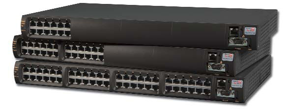PowerDsine 7000G Power over Ethernet Midspan
