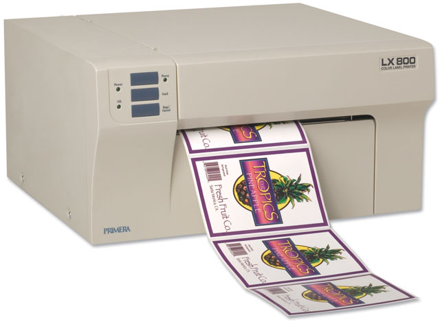 Primera LX800 Color Label Printer
