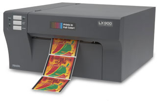 Primera LX900 Color Label Printer