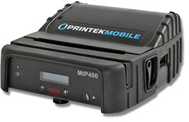Printek MtP Series: MtP400 Portable Printer