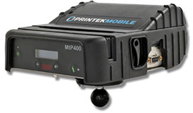 Printek MtPsi Series: MtP400si Portable Printer