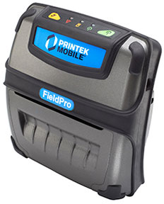 Printek FieldPro Series: RT43 Portable Printer