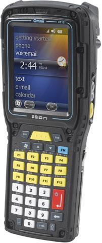 Psion Teklogix Omnii XT15 Mobile Computer