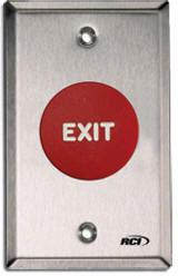 RCI 908 Exit Button