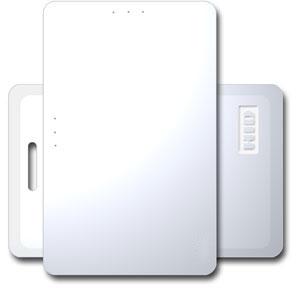 RF IDeas Indala Proximity Access Control Card