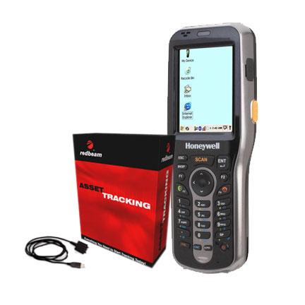RedBeam ASSET-TRACKING-6100-BUNDLE Asset Tracking Software ...